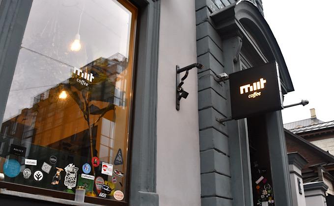 MIIT Coffeeの外観