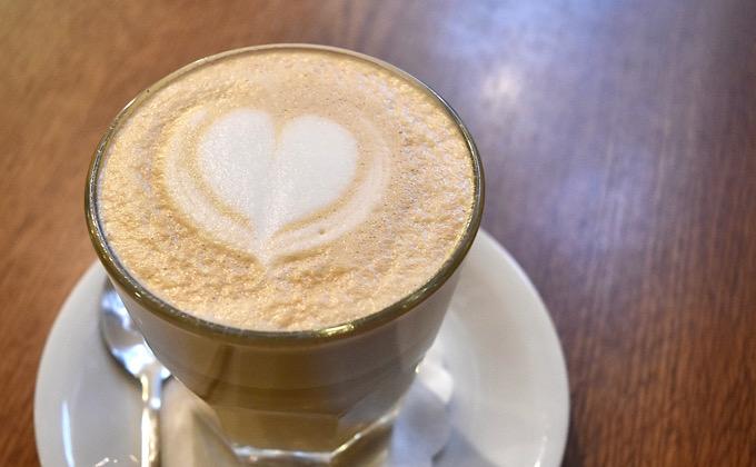 Miit Coffeeカフェラテ