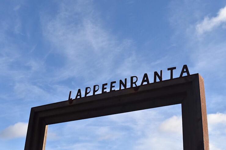 Lappeenrantaモニュメント