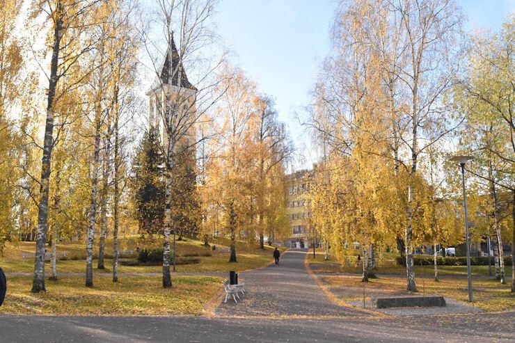Lappeenranta公園