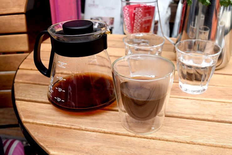 ドリップコーヒー, カフェ, ウィーン